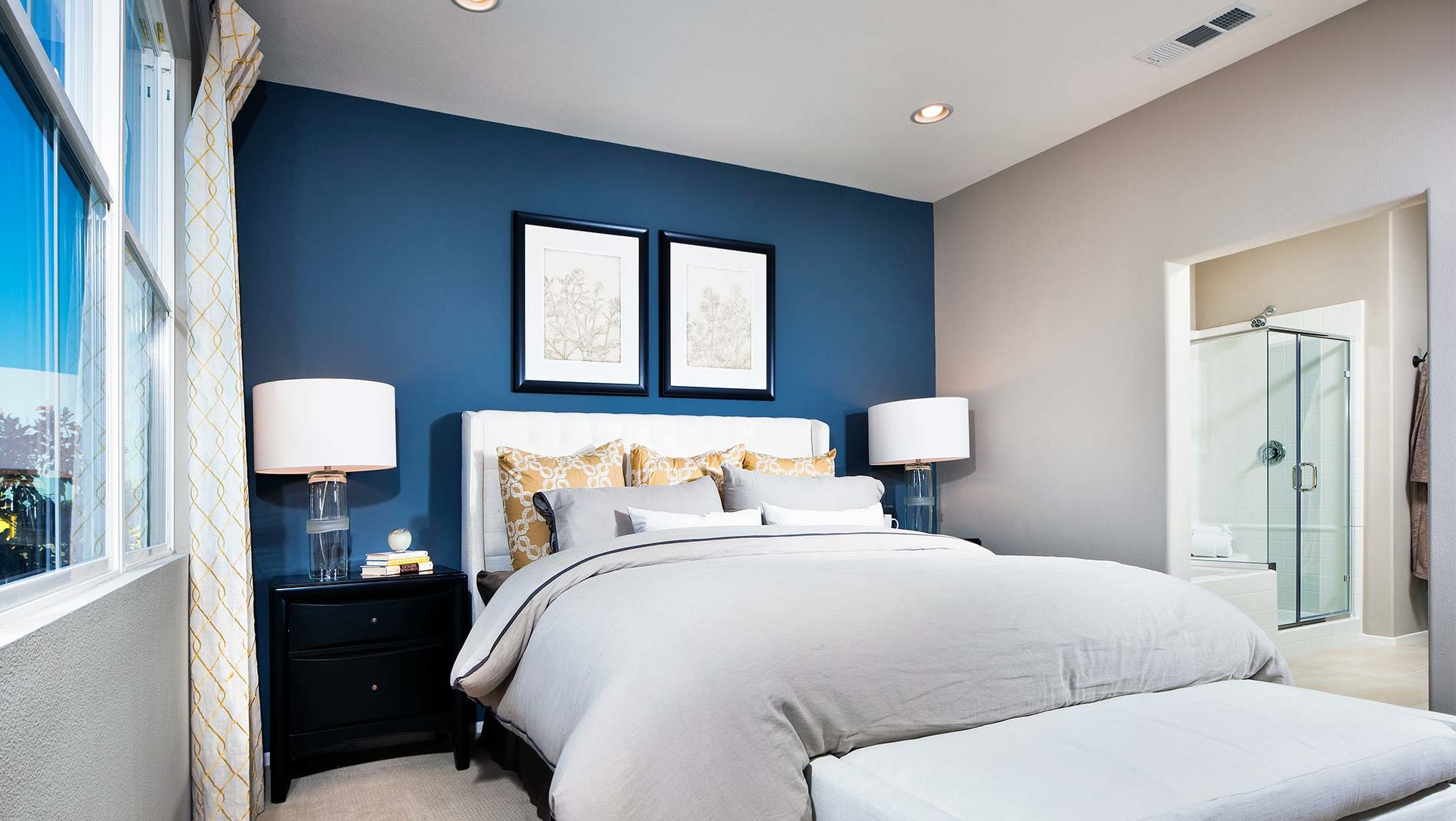 You're Doing It Wrong: Painting an Accent Wall   Karen ...